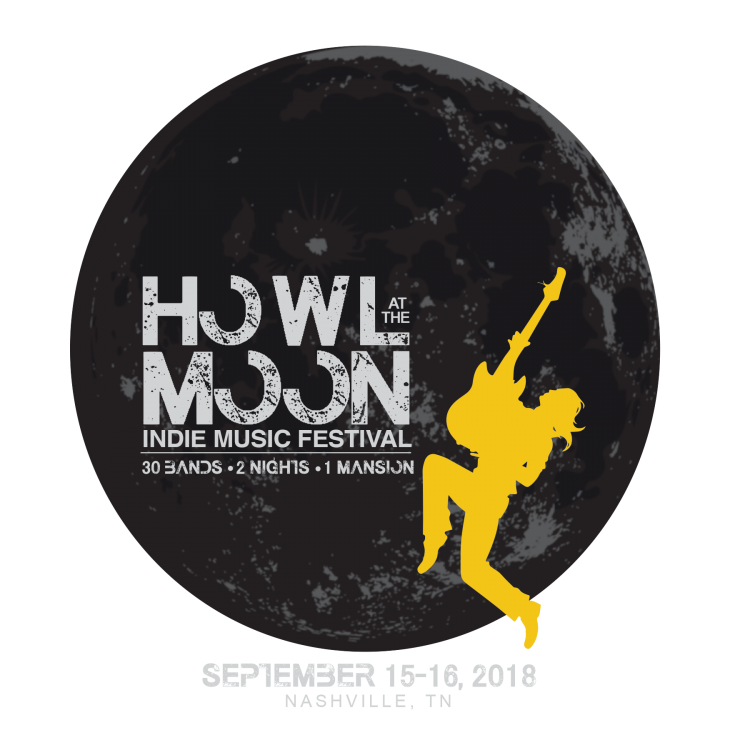 Howl At the Moon 2018 Logo