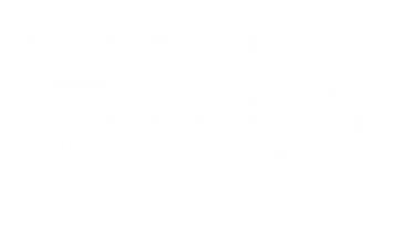 How At The Moon Music Festival Sponsors: HMN Entertainment Logo