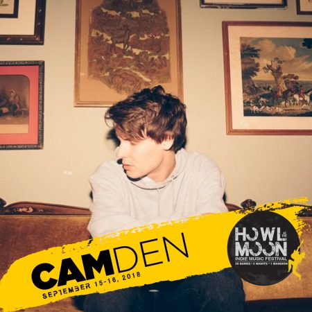 2018 Howl At The Moon Indie Music Festival Artist CAMDEN