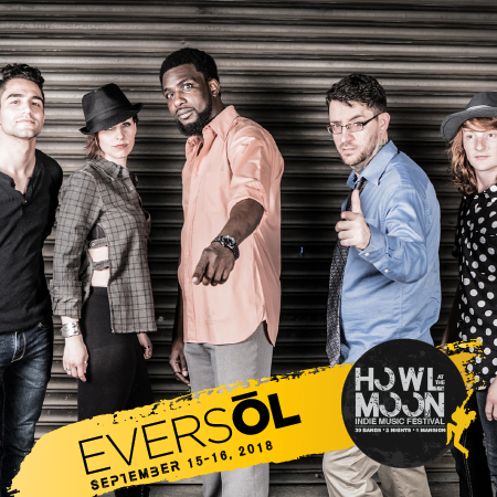 2018 Howl At The Moon Indie Music Festival Artist Eversōl