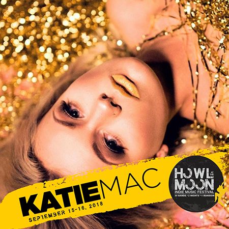 2018 Howl At The Moon Indie Music Festival Artist katie MAC