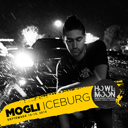 2018 Howl At The Moon Indie Music Festival Artist Mogli The Iceburg