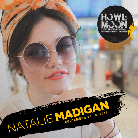 2018 Howl At The Moon Indie Music Festival Artist Natalie Madigan