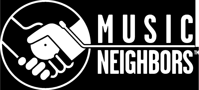 Howl At the Moon Festival Music Neighbors Sponsor logo